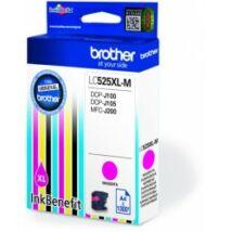 Brother LC525XL M eredeti tintapatron