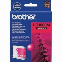 Brother LC1000M eredeti tintapatron