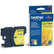 Brother LC1100Y eredeti tintapatron