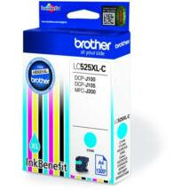 Brother LC525XL C eredeti tintapatron
