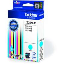 Brother LC525XL C eredeti tintapatron