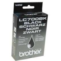 Brother LC700BK eredeti tintapatron