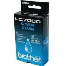 Brother LC700C eredeti tintapatron