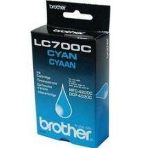 Brother LC700C eredeti tintapatron