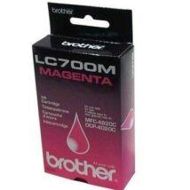 Brother LC700M eredeti tintapatron