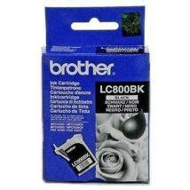 Brother LC800BK eredeti tintapatron