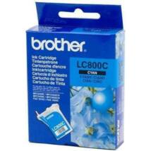 Brother LC800C eredeti tintapatron