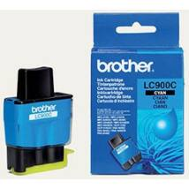 Brother LC900C eredeti tintapatron