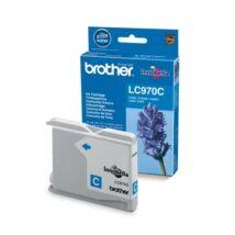 Brother LC970C eredeti tintapatron