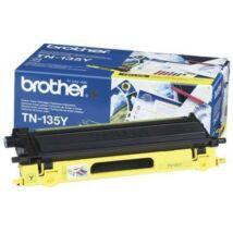 Brother TN-135Y eredeti toner