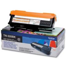 Brother TN-320BK eredeti toner