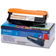 Brother TN-328C eredeti toner