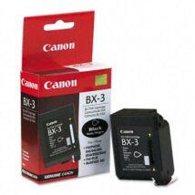 Canon BX-3 eredeti tintapatron