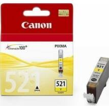 Canon CLI-521Y eredeti tintapatron