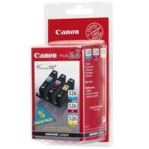 Canon CLI-526 C,M,Y eredeti tintapatron csomag