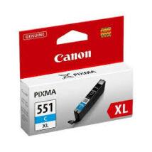 Canon CLI-551XL (C) eredeti tintapatron
