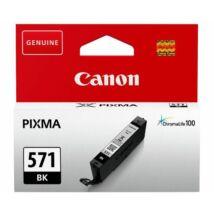 Canon CLI-571 (BK) eredeti tintapatron