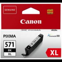 Canon CLI-571XL (BK) eredeti tintapatron