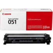 Canon CRG-051 (BK) eredeti toner