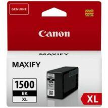 Canon PGI-1500XL (BK) eredeti tintapatron