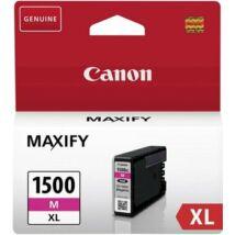 Canon PGI-1500XL (M) eredeti tintapatron