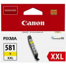 Canon CLI-581XXL (Y) eredeti tintapatron