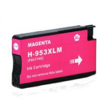 HP 953XL (F6U17AE) (M) (100% új) kompatibilis tintapatron