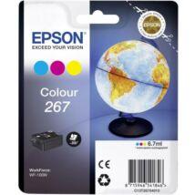 Epson 267 (T2670) (CMY) eredeti tintapatron