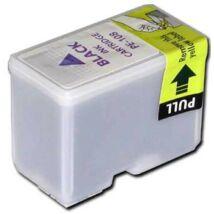 Epson 108BK (S020108) kompatibilis tintapatron