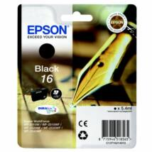Epson 16BK (T1621) eredeti tintapatron
