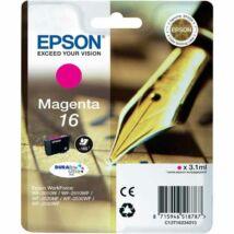 Epson 16M (T1623) eredeti tintapatron