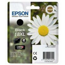 Epson 18XLBK (T1811) eredeti tintapatron