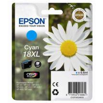 Epson 18XLC (T1812) eredeti tintapatron