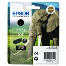 Epson 24BK (T2421) eredeti tintapatron