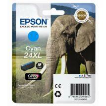 Epson 24XLC (T2432) eredeti tintapatron