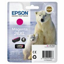 Epson 26XLM (T2633) eredeti tintapatron