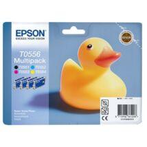 Epson T0556 eredeti multipack