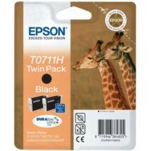 Epson T0711H  /Twinpack/ eredeti tintapatron csomag