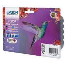 Epson T0807 eredeti multipack