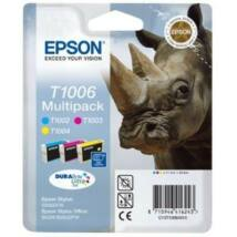 Epson T1006 eredeti tintapatron multipack