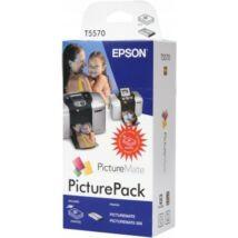 Epson T557 eredeti tintapatron fotócsomag
