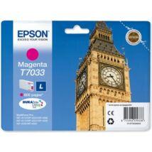 Epson T7033 eredeti tintapatron