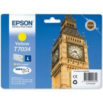 Epson T7034 eredeti tintapatron