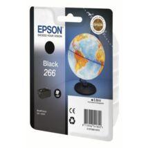 Epson 266 (T2661) (BK) eredeti tintapatron