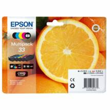 Epson T3337 eredeti tintapatron multipack