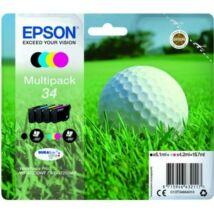 Epson 34 (T3466) eredeti tintapatron csomag