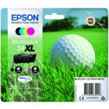 Epson 34XL (T3476) eredeti tintapatron csomag