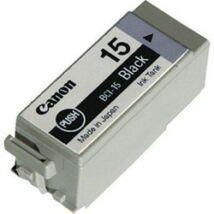 Canon BCI-15BK kompatibilis tintapatron