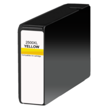 Canon PGI-2500XL (Y) kompatibilis tintapatron
