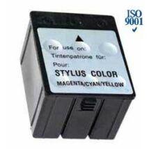 Epson 036CMY (S020036) kompatibilis tintapatron